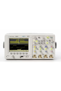 FIRST RF advanced equipment includes an Oscilloscope